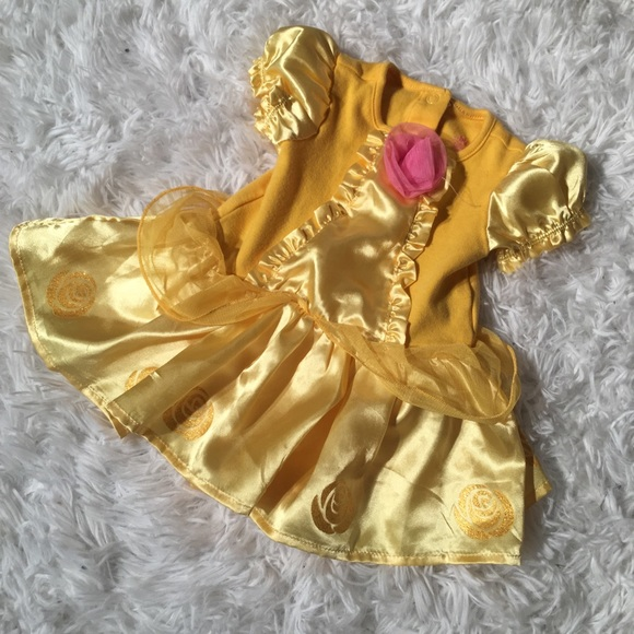 939c60a3d Disney One Pieces   Baby 69 Mo Princess Belle Outfit Onesie   Poshmark